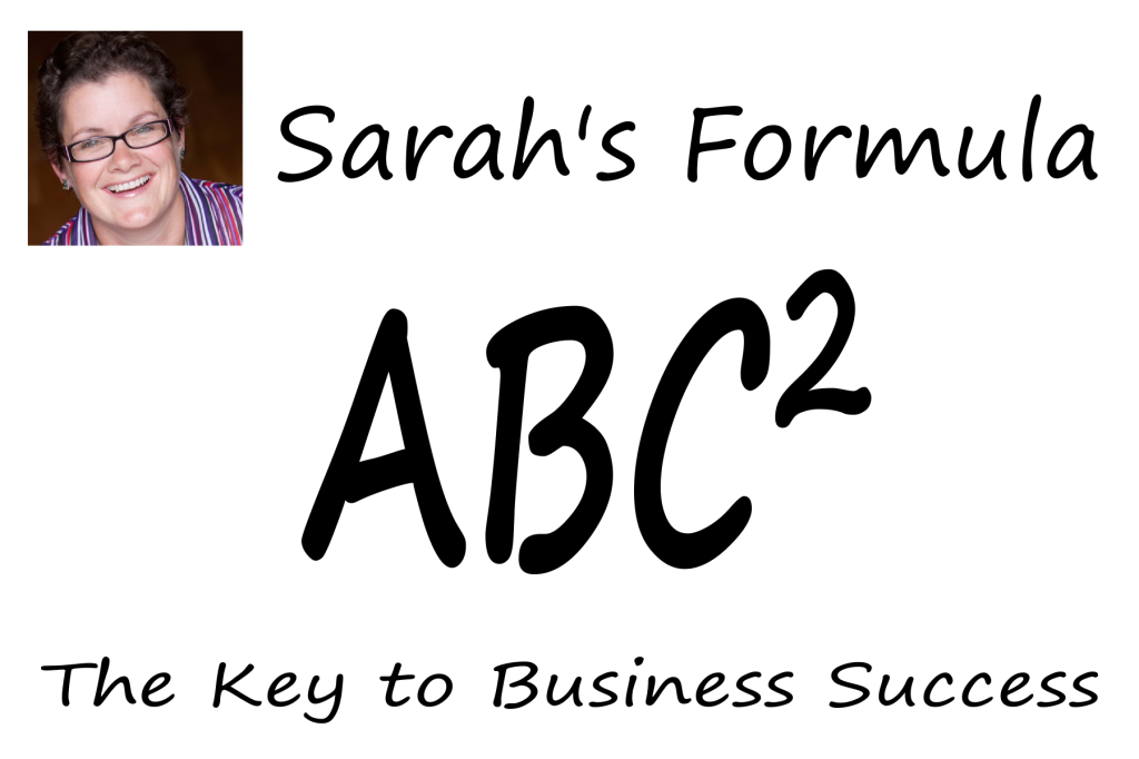 Sarah Fox's Formula for Success